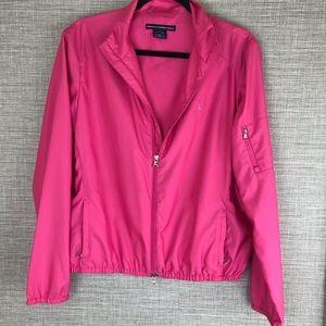 Ralph Lauren Golf Pink Jacket Size L